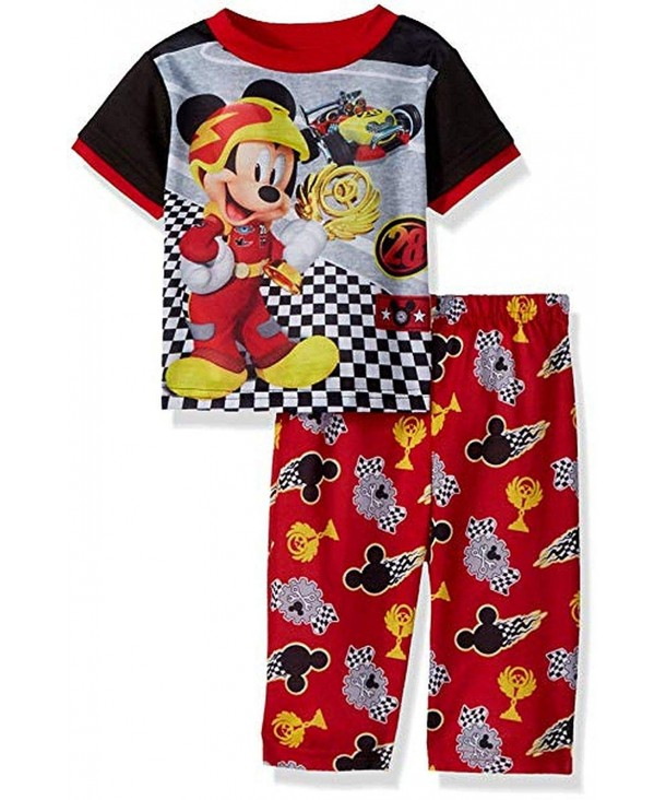 AME Mickey Roadster Polyester Pajama