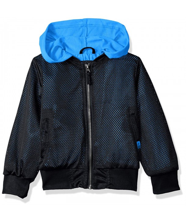 iXtreme Boys Hooded Mesh Bomber