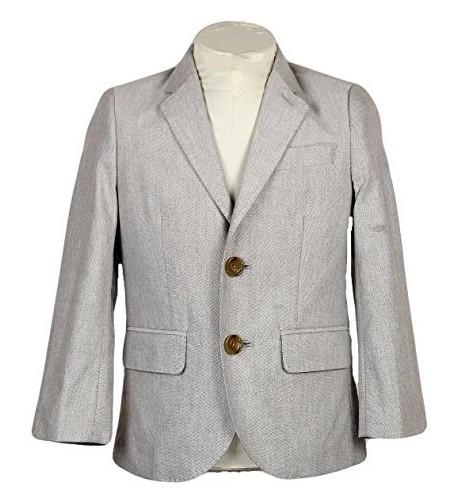 Crewcuts Ludlow Jacket Oxford Melange