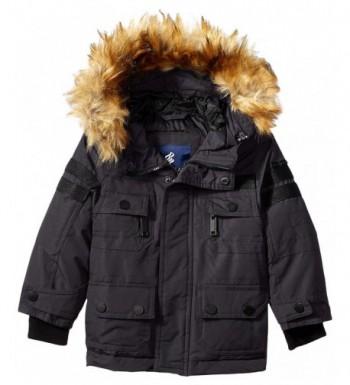 Rocawear Boys Heavy Parka Jacket