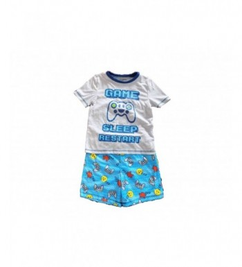 Boys Emoji 2pc Pajama Set