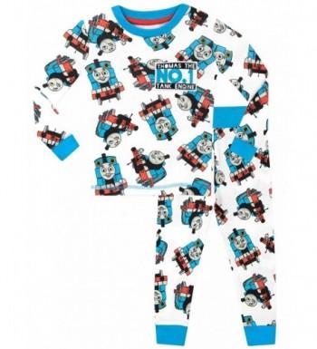 Toddler Thomas Engine Fleece Pajamas