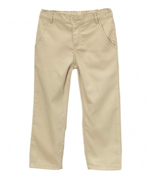 unik Boys Uniform Pants Khaki