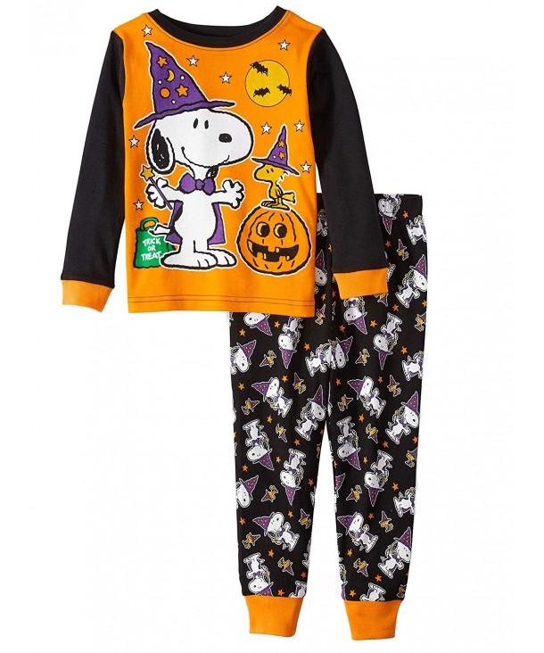 Peanuts Snoopy Woodstock Halloween Toddler