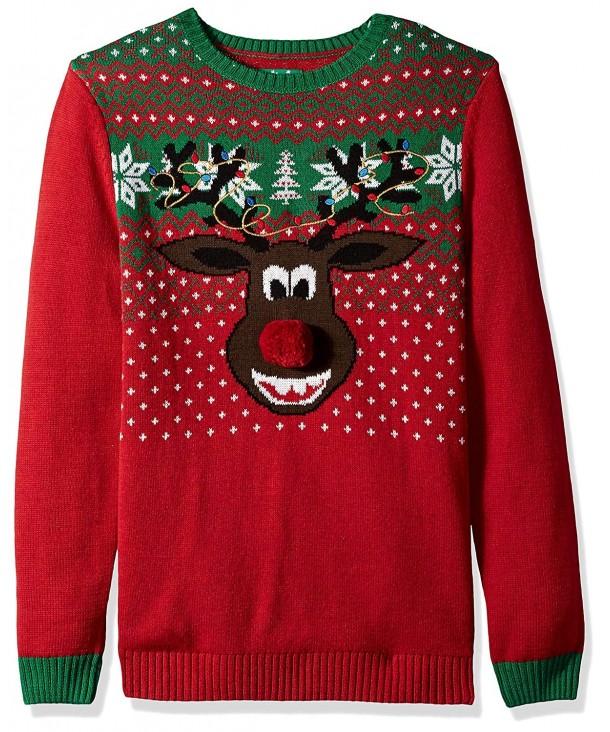 Ugly Christmas Sweater Company Reindeer