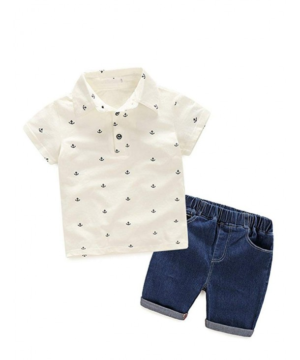 Outfits Cotton Sleeve T Shirt Shorts