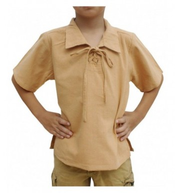 Svenine Childrens Collar Sleeve Renaissance