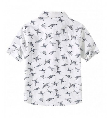 Fashion Boys' Button-Down Shirts Online