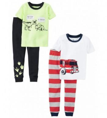 Carters 2 Pack Piece Cotton Pajamas