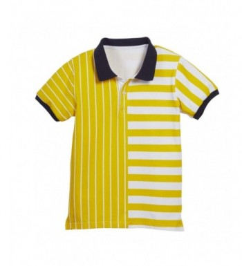 Beachcombers Scuba Stripe Yellow Apparel