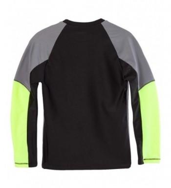 Boys' Rash Guard Shirts Outlet