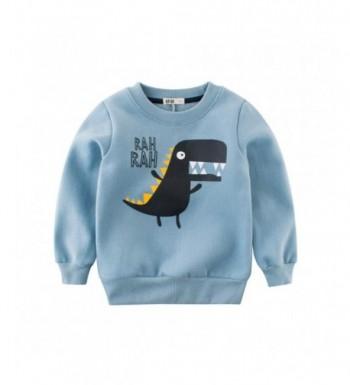 Fruitsunchen Cartoon Sweatshirts Outwear Clothes
