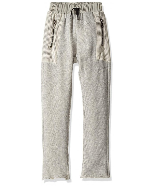 Hudson French Terry Jogger Heather