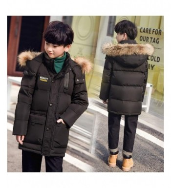 Discount Boys' Down Jackets & Coats On Sale