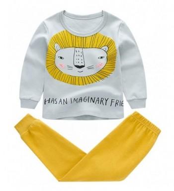 Upopby Toddler Pajamas Sleepwear Clothes