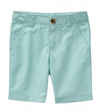 Crazy Boys Front Chino Short