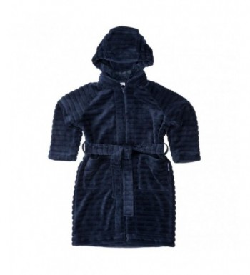 Polarn Pyret Fleece Bathrobe 2 6YRS