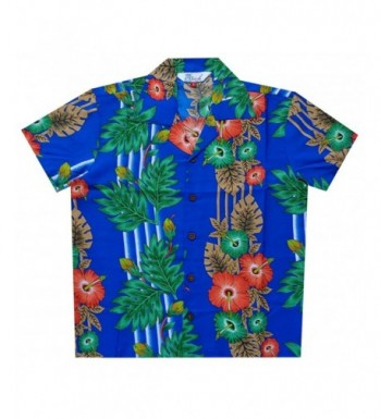 Alvish Hawaiian Shirts Flower Holiday