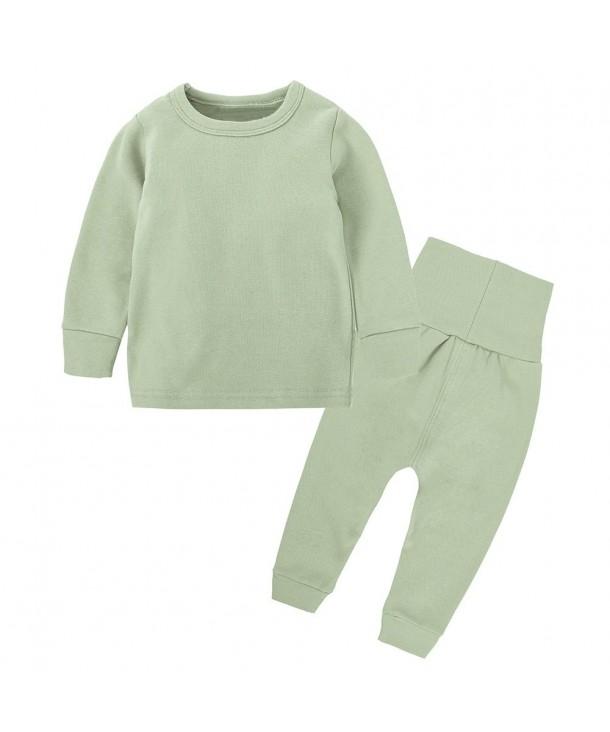 3M 8T Cotton Thermal Underwear Pajama