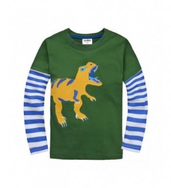 Koupa Little Dinosaur T Shirt Outfits