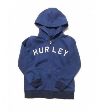 Hurley Boys Zip up Hoodie Lyon