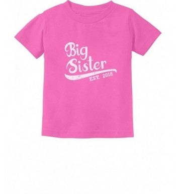 TeeStars Sister Sibling Toddler T Shirt