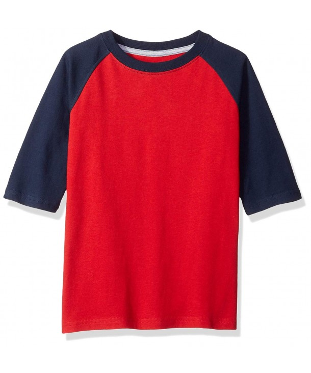 Scout Ro Quarter Sleeve Baseball T Shirt