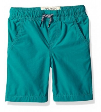 Nautica Boys Solid Pull on Short