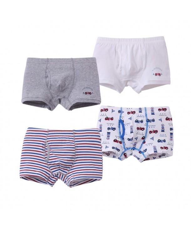 crazycatz Toddler Briefs Underwear Cotton