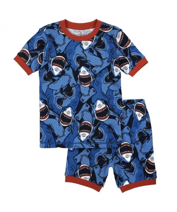 Petit Lem Shark Attack Pajama