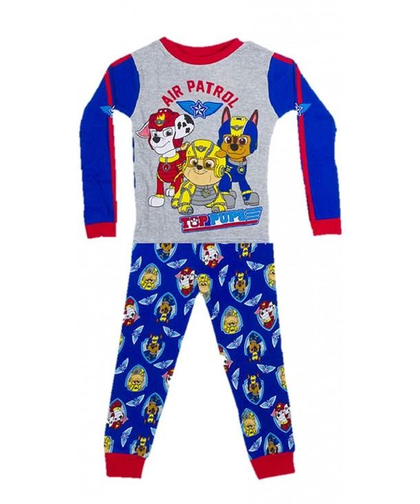 Patrol Boys Cotton Pajamas Pups