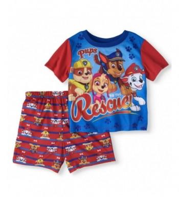 Patrol Toddler Rescue Pajama Shorts