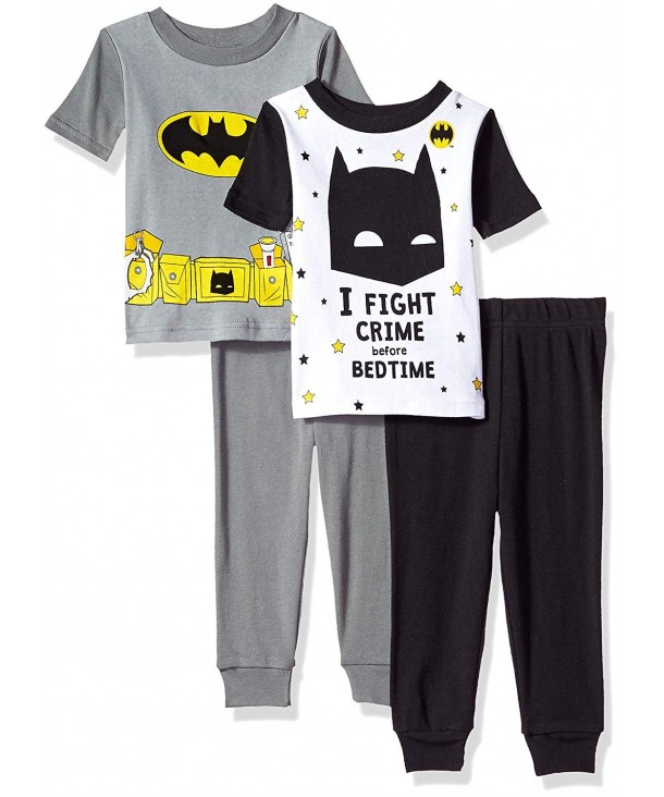 DC Comics Batman 4 Piece Cotton