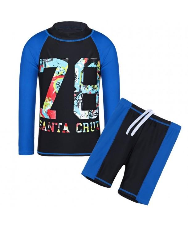 TFJH Swimwear Protective Swimsuit 4 12Years