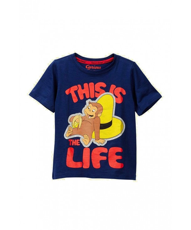Curious George Toddler Little T Shirt