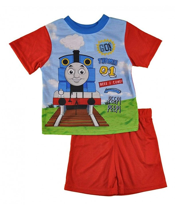 Thomas Train Toddler 2 Piece Pajama