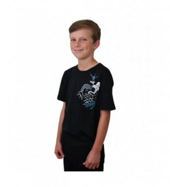 Hurley Black Skeleton Sleeve Pocket