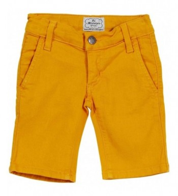 Miniatura Crayon Chino Shorts Toddler