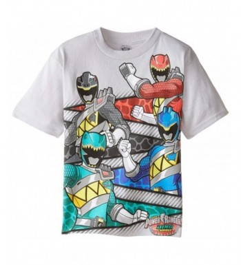 Power Rangers Short Sleeve T Shirt