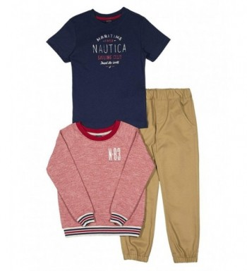Nautica French Terry Pullover Jogger