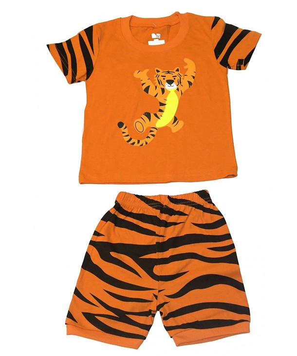 Babygp Pajamas Children Sleepwear Clothes