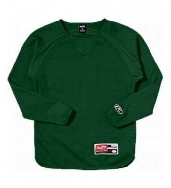 Rawlings Youth Sleeve Fleece Pullover