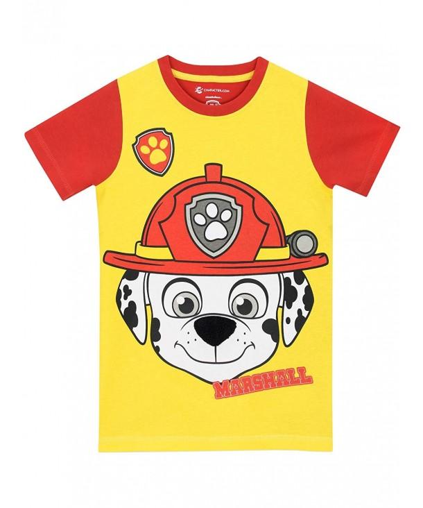 Paw Patrol Boys Marshall T Shirt