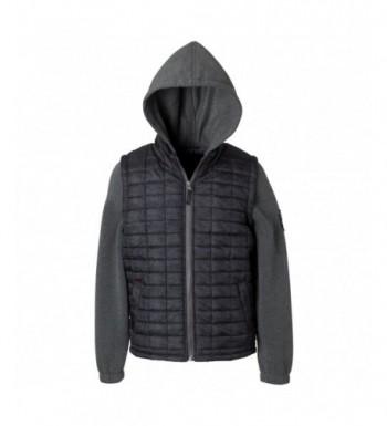 iXtreme Winter Fleece Sleeve Options