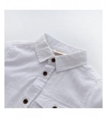 Fashion Boys' Button-Down & Dress Shirts