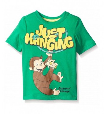 Curious George Toddler Graphic T Shirt