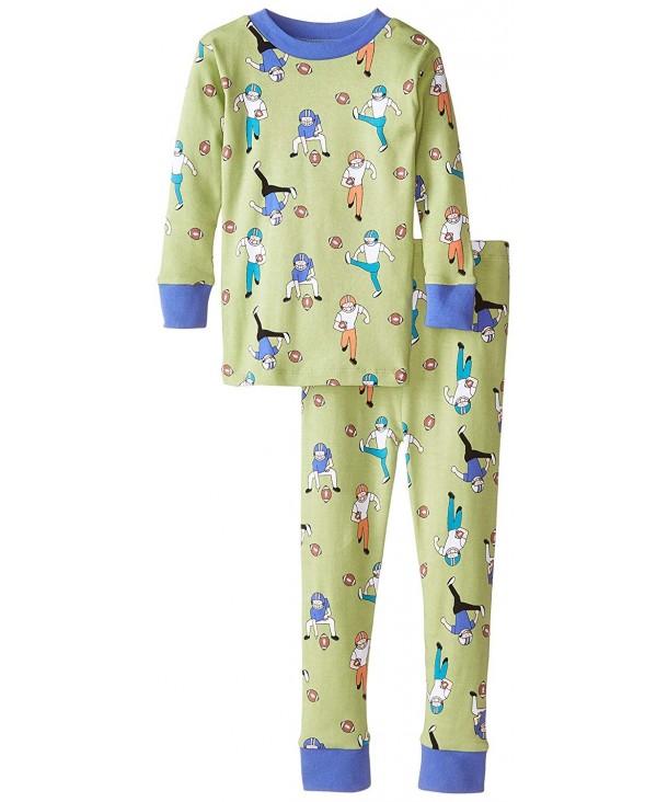New Jammies Organic Snuggly Pajamas