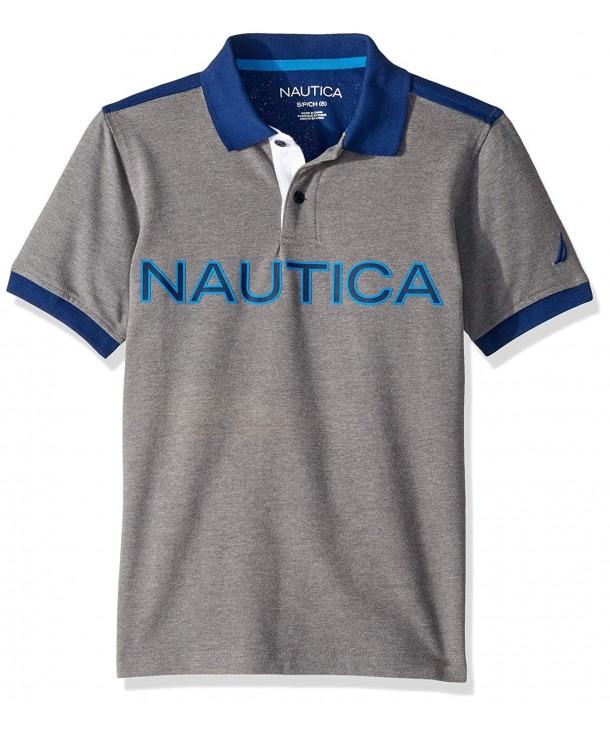 Nautica Short Sleeve Heritage Shirt