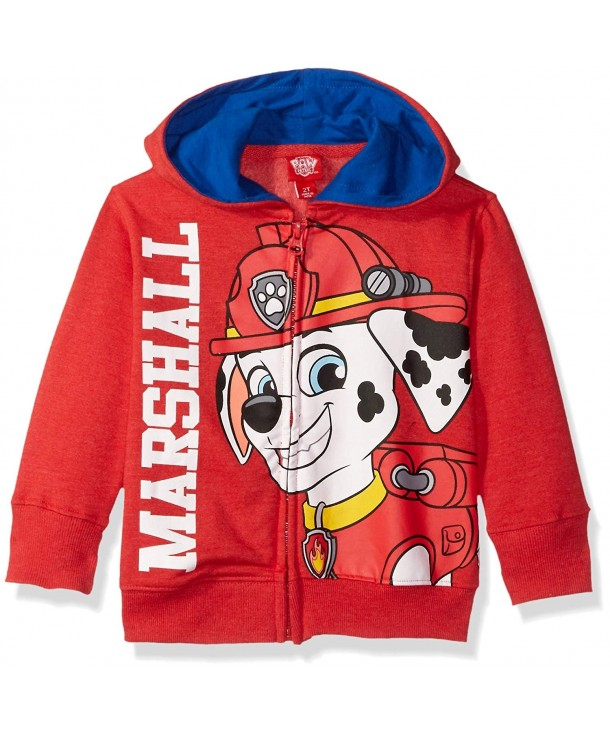 Nickelodeon Toddler Patrol Marshall Hoodie