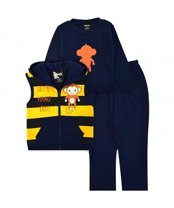 RND Toddler Piece Monkey Shirt